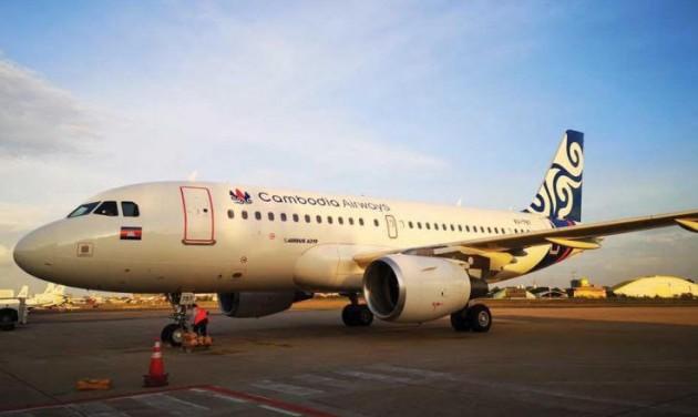 Nagyratörő tervek a Cambodia Airwaysnél