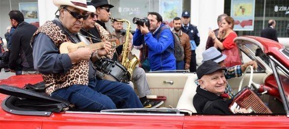 A turizmus fellendítését célzó kulturális fesztivál kezdődött Isztambulban