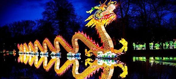 Tavaszmanó és kínai fényvarázs