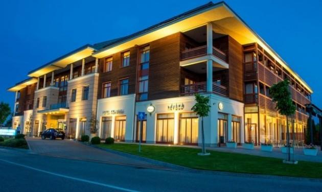 Hatalmas bevételnövekedés a hazai szállodákban