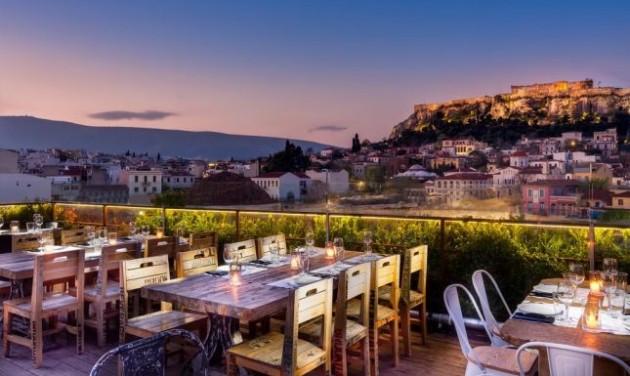 Új szállodák az Akropolisznál