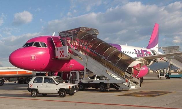 Tavasszal 8 géppel repül a Wizz Air Budapestről