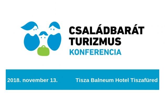 2 hét múlva Családbarát turizmus konferencia- ne maradjon le!