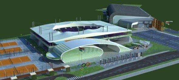 Jövő nyáron indul a győri multifunkcionális sportközpont építése