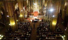 Beethoven-emléknapok Budán – koncertek a Mátyás-templomban