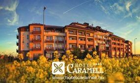 Pünkösd a Hotel Caramellben****