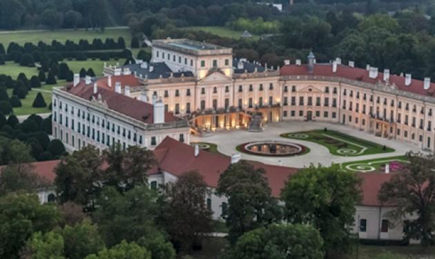 Folytatódik az Esterházy-kastély fejlesztése