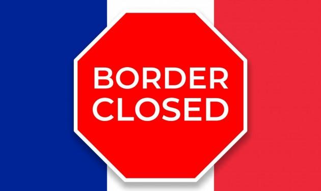 Franciaország a határait június 15-ig biztos zárva tartja (frissítve)
