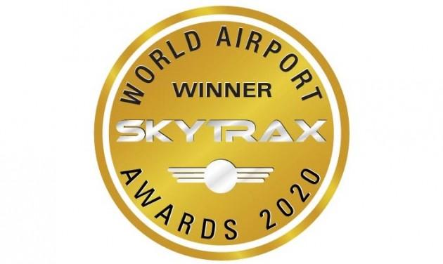 Zsinórban hetedszer lett Skytrax-díjas a Budapest Airport