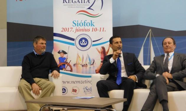 Júniusban újra Nemzeti Regatta parti fesztivállal Siófokon