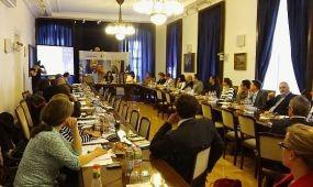 Arculatról és stratégiaalkotásról a Fővárosi Turisztikai Kerekasztal ülésén