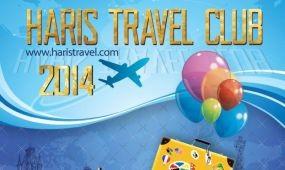 A kerek számok bűvöletében a Haris Travel Club