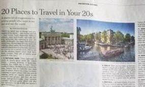 Budapestet ajánlja a huszonéveseknek a New York Times