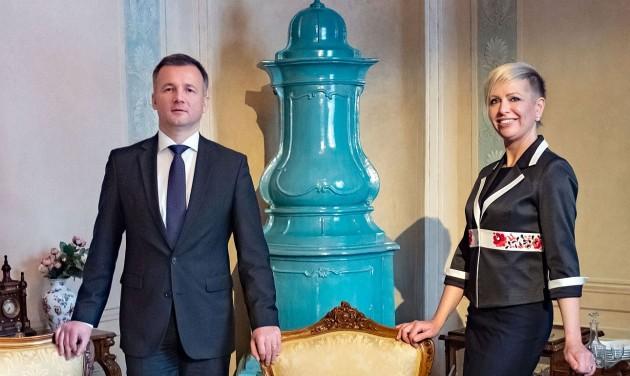 Top 50: Görgényi Ernő & Komoróczki Aliz