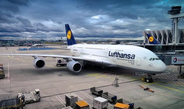 Több mint 8000 új munkavállalót vesz fel 2018-ban a Lufthansa