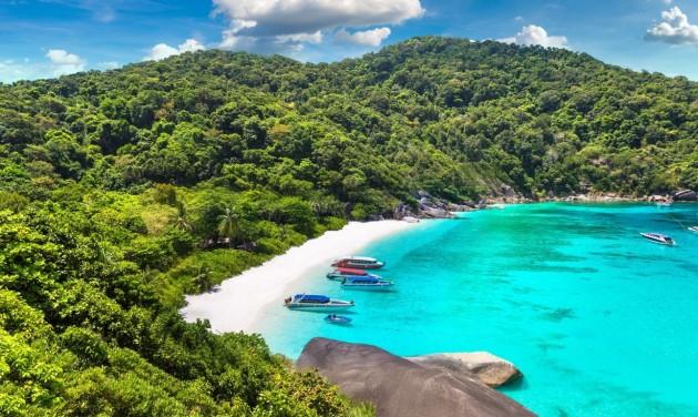 Thaiföldön yachton vagy luxusüdülőben is lehet majd karanténozni