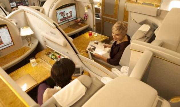 A prémium utasok állják a légitársaságok költségnövekedését