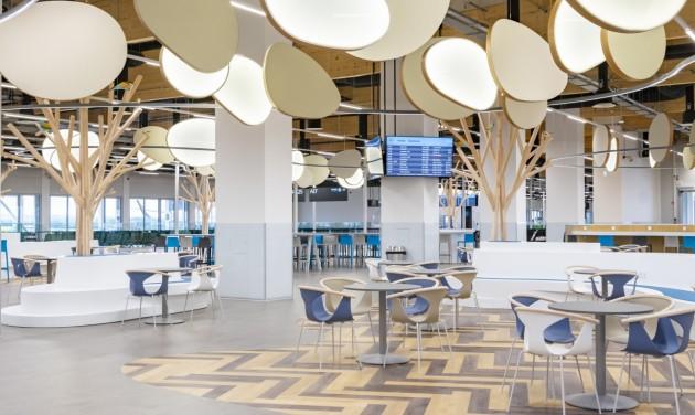Százmillió eurót költött egy év alatt a repülőtér fejlesztésére a Budapest Airport