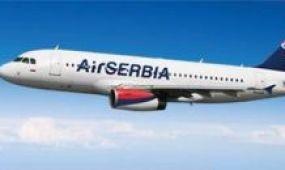 Air Serbia járat Tiranába