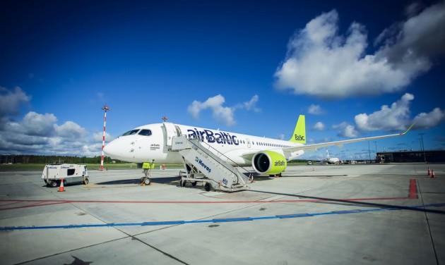 Új járatot indít az airBaltic