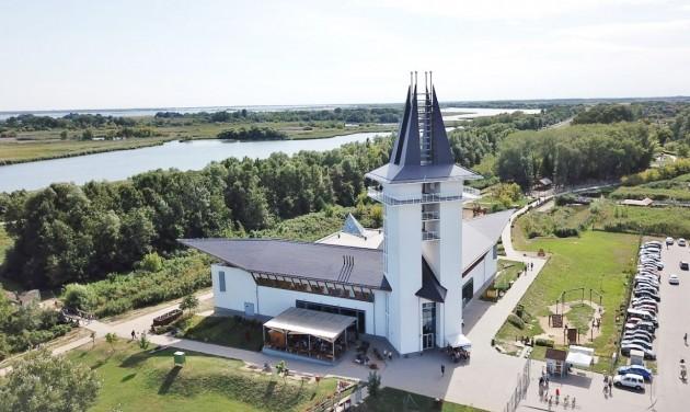 Rekordév volt 2019 a Tisza-tavi Ökocentrumban is