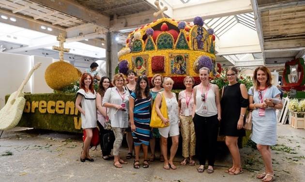 Virágok és impressziók – karneváli anzix