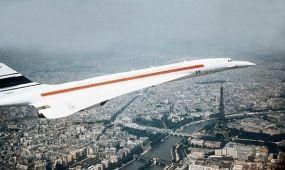 Ezer Concorde-alkatrészt árvereznek el