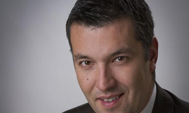Szabó Szabolcs a szállodaiparban keres új kihívást