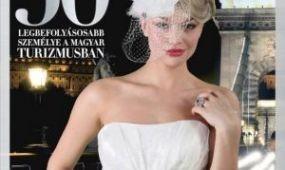 TOP 50 címlapfotózás a Turizmus Gálán