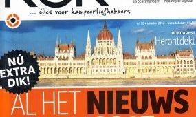 A Balatonról készít riportot Hollandia legnagyobb kempinges lapja