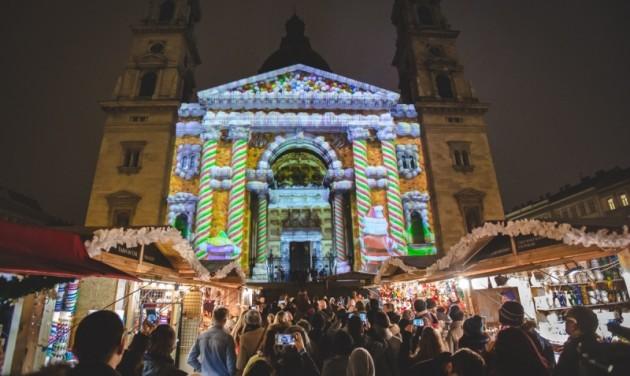 A Bazilikánál is elmarad a karácsonyi vásár