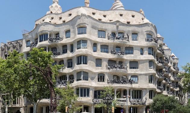 Egyetlen lakója van Gaudí legendás házának