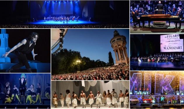 Sikeres évadot zárt a Margitszigeti Színház