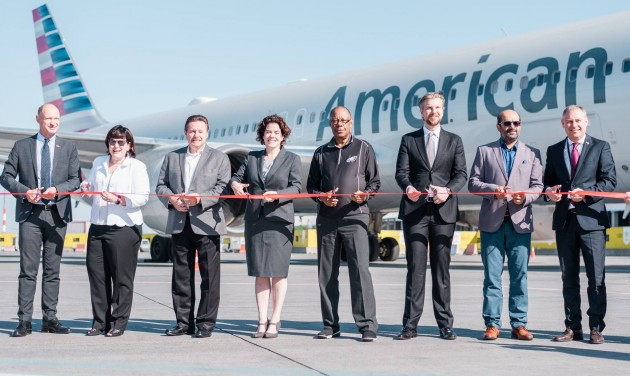 American Airlines, LOT launch long-awaited direct flights to US