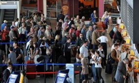 Több utast szállítottak májusban a diszkont légitársaságok