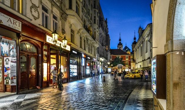 Éjszakai polgármestert neveztek ki Prágában