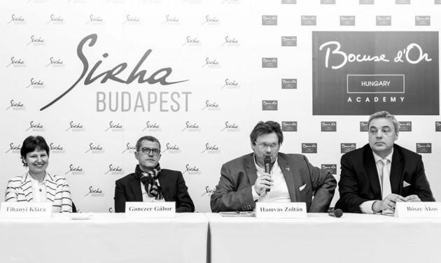 Versenyek és programok a Sirha Budapesten