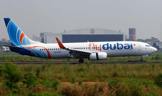 Pilótahiba okozta a FlyDubai gépének katasztrófáját 2016-ban