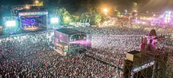 Megdőlt a látogatórekord az idei Volt Fesztiválon
