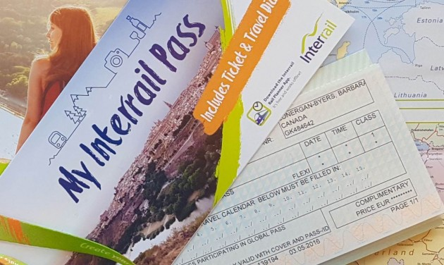 Április 9-ig kedvezményesen váltható Interrail bérlet