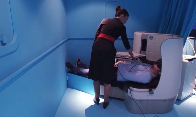 A hét videója: VR-mozizás az Air France fedélzetén