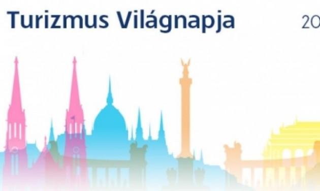 MEGHÍVÓ - Ünnepi szakmai találkozó Budapesten a Turizmus Világnapján