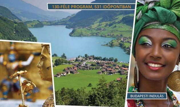 Nyári kínálat a Fehérvár Travel új katalógusában