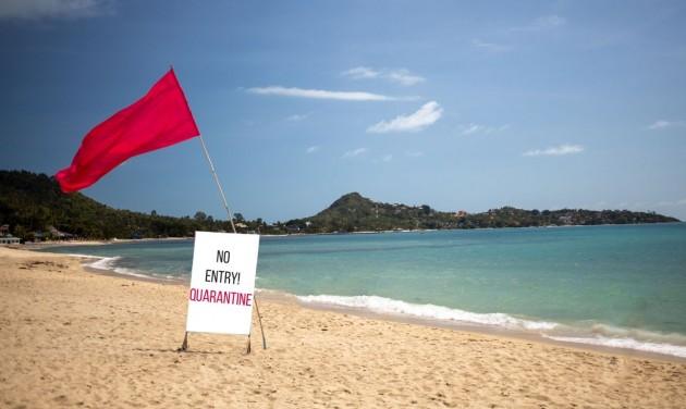 A piros listás országokat nem javasolja utazásra a külügy
