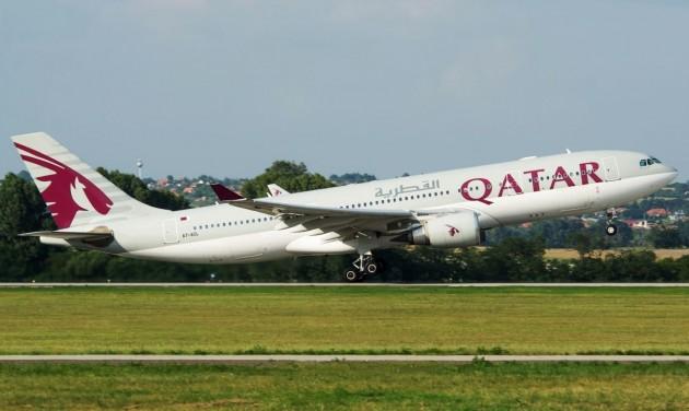 Hét nap alatt százezer utast repített haza a Qatar Airways