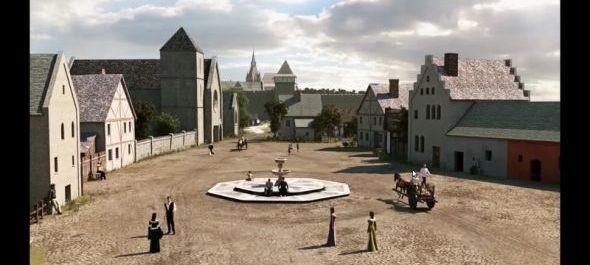 Milyen volt a Budai Vár Mátyás király idejében? Nézze meg 3D-ben!