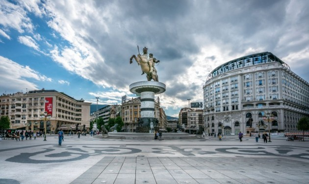 Észak-Macedóniába szeptembertől csak oltási igazolással vagy teszttel lehet belépni