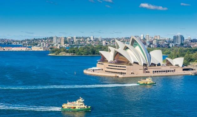 Ausztrália novemberben megszünteti a nemzetközi utazási tilalmat
