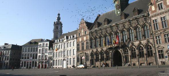 Felébredhet álmából Mons, az EKF főváros