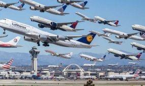 Csökkent az Air France-KLM és a Lufthansa-csoport, nőtt az IAG utasforgalma augusztusban
